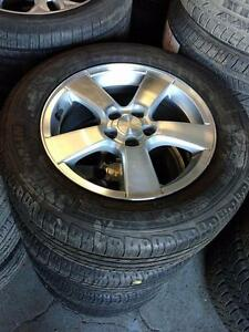 """16"""" / 17"""" OEM Chevy Cruze 5x105 Alloy / steel rims / TPMS / 205 55 16 / 215 60 16 /225 50 17 / 225 40 18 tires in stock"""