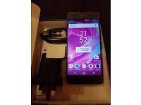 Sony Xperia XA F3111 Graphite Black 16Gb Sim Free