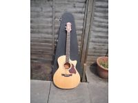 CRATER GAE 6/N GUITAR WITH HARD CASE