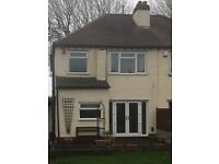 Traditional 3 bed semi-detached house