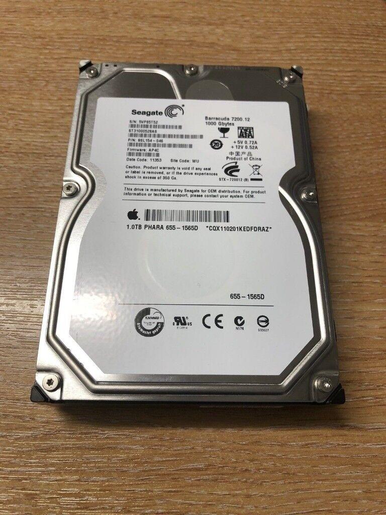Seagate ST31000528AS P/N: 98L154-046 Desktop Hard Drive