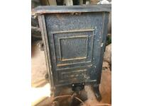 Gas fire stove