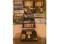 Complete lost DVD set