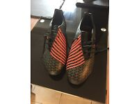 Rugby boots mens size 9