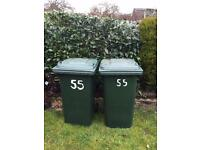 Recycling Wheely Bins