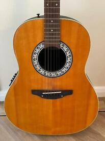 Ovation 1711 Standard Baladeer guitar