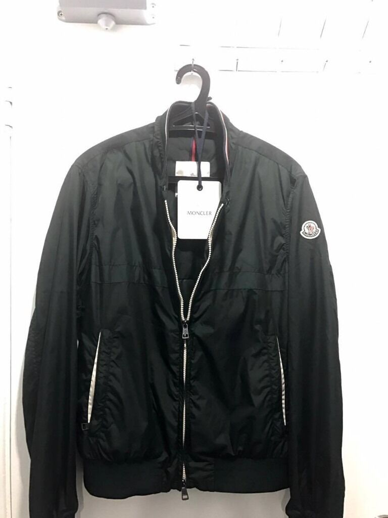 Mens jacket gumtree - Moncler Jacket Men Size 2 Authentic With Tag In Westminster