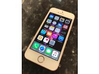 Apple iPhone SE - Unlocked - Like New - Rose Gold