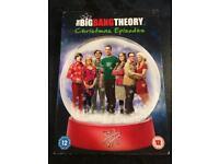 Big Bang theory boxset NEW & UNOPENED £3