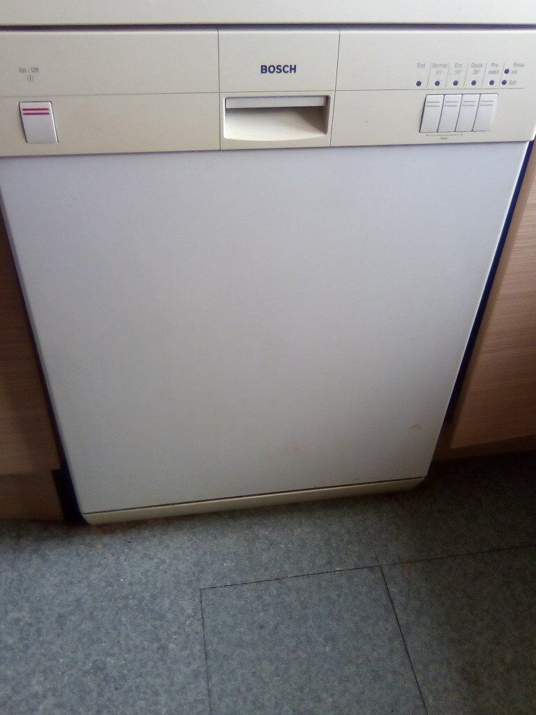 Bosch dishwasher house clearance