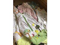 Baby sleeping bags 0-6months