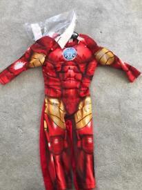 Avengers assemble costume