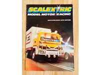 Vintage Scalextric 1983 24th Edition Catalogue