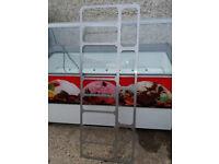 Ice Cream Display Freezer 13 Napoli Pan Scoop + UNDERCOUNTER
