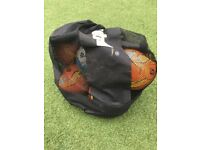 Training balls football