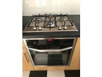 Hotpoint hob,John Lewis oven, extractor fan