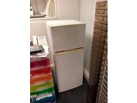 Small white fridge freezer for sale