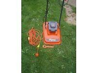 Flymo Lawnmower Hoverstripe RXE300