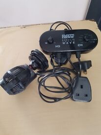Hydor powerhead pump and wavemaker for sale