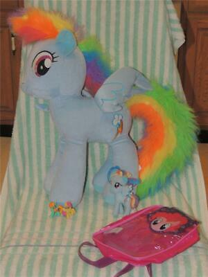 Extra Large Jumbo Hasbro My Little Pony RAINBOW DASH 20