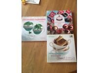 Recipe & cake decorating books