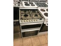 607 belling gas cooker
