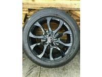 16 inch wolfrace wheels