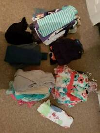 Large bundle of boys/girls clothes 120 items