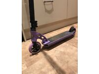MGP VX7 stunt scooter, used Age for 11-13 FANTASTIC condition