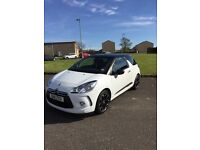 Citroen DS3 brilliant white 2011