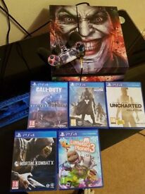 Playstation 4 ( xbox tv console games )