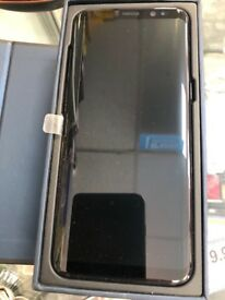 Samsung S8, 64GB, Sky Network