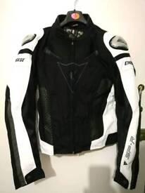 Dainese Super Speed Textile Jacket Size 48