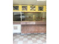 SHOP TO LET WITH A3 (RESTAURANT) AND A5 (TAKEAWAY) ALSO A1 & A2 USE ORPINGTON BR6 DIRECT FROM OWNER