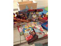 Large bundle of mixed boys toys