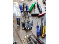 Windscreen tools