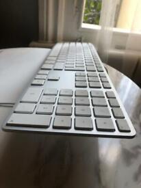 Apple iMac keyboard a1243