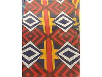 Sewing /African fabric/fabric