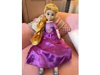 Disney Princess Singing Rapunzel 30 inches tall