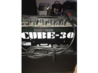 Roland Cube 30 Guitar amplifier