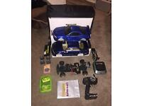 MST MS01D Brushless RC Drift Car With Upgrades And Extras