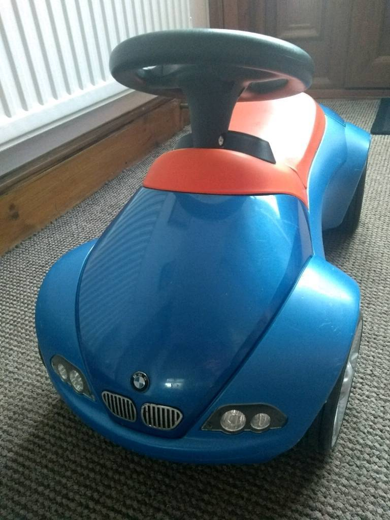 Bmw sit and ride