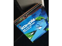 VERIOUS DRUM AND BASS RECORDS SOME NEW dnb vinyl technics dj
