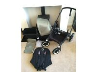 Bugaboo Buffalo Pushchair - Unused Seat and Bassinet!! Free Personal Delivery Within Ireland!!