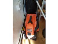 Electric lawn mower spares or repair
