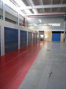Indoor, Climate Controlled Storage Facility