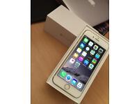 IPhone 6 Gold, 16gb Unlocked