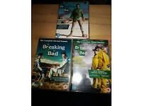 BREAKING BAD DVD BOXED SET