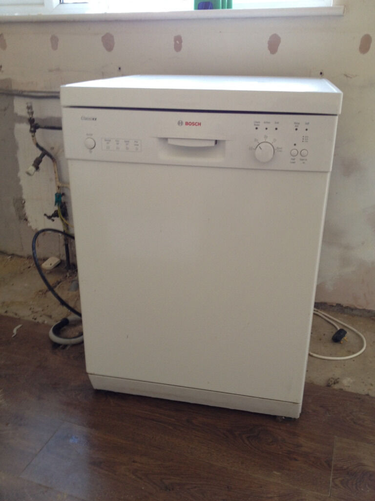 Bosch Classixx Dishwasher Due To House Move Excellent