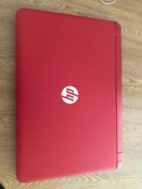 Hp pavilion laptop i3 like new with case charger and receipt 200 Ono